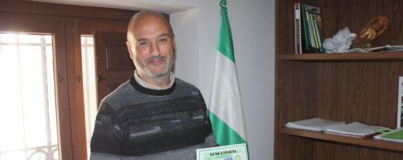 Rafael Flores, delegado de Medio Ambiente. // CharryTV