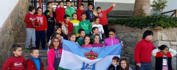 Serrato celebra su constitución como municipio por segunda vez en la historia, El Consejo de Gobierno de la Junta de Andalucía ha aprobado su segregación del término municipal de Ronda, 02 Dec 2014 - 17:59