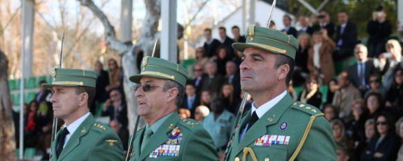Julio Salom toma el relevo de Luis Lanchares en el IV Tercio de La Legión, El nuevo Coronel Jefe ha ostentado cargos como el de ayudante de campo de los reyes Juan Carlos I y Felipe VI, 19 Dec 2014 - 16:26