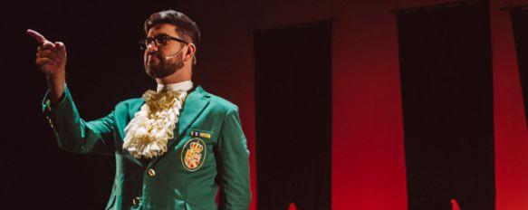 El humor de Manu Sánchez llega a Ronda con la obra 'El Rey Solo. Mi reino por un puchero', El espectáculo tendrá lugar el sábado en el Teatro Vicente Espinel, a partir de las 21.30 horas, 15 Jan 2015 - 18:39