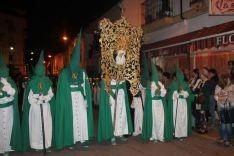 Casi un millar de hermanos participaron en el desfile procesional.  // CharryTV