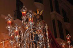 El Señor de la Escala, a su paso por Virgen de La Paz.  // CharryTV