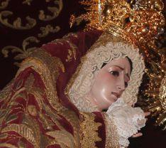 Nuestra Señora de los Dolores.  // CharryTV