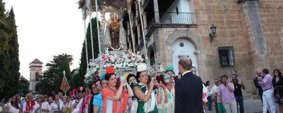 La Hermandad de Nuestra Señora de La Cabeza adelanta al sábado su romería, Se trata de la primera decisión tomada por la nueva junta, que encabeza José Antonio Suárez , 24 Apr 2015 - 17:55