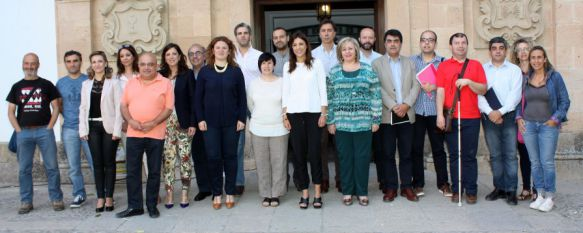 El Ayuntamiento celebra el último pleno de la legislatura, La sesión se ha centrado en la creación de una sede electrónica municipal o la fijación de los días festivos locales para 2016, entre otros puntos , 18 May 2015 - 17:48