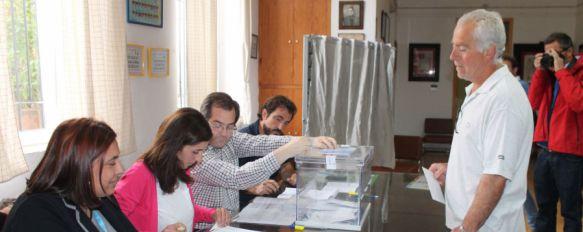 AVANCE 18h | La participación más baja de la comarca y de los últimos 24 años en Ronda, Sólo 11.706 rondeños han ejercido su derecho al voto a dos horas del cierre de los colegios electorales, 24 May 2015 - 19:00