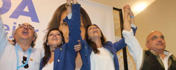 El Partido Popular consigue su primera victoria en unas elecciones locales en Ronda, Los comicios estuvieron marcados por la baja participación y el regreso a la corporación de Marín Lara , 25 May 2015 - 11:53