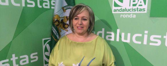 """Partido Andalucista y Partido Popular no logran un acuerdo de gobernabilidad, Isabel María Barriga afirma que """"el PP ha demostrado una falta de respeto absoluta"""" , 11 Jun 2015 - 22:16"""