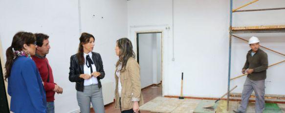 Comienzan las obras para el traslado de la Escuela de Enfermería al edificio del OALFPE , La actuación cuenta con una inversión de 60.000 euros y se prevé que esté finalizada en enero, 20 Oct 2015 - 19:27