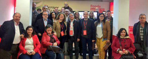 El PSOE recupera su hegemonía en Ronda como fuerza más votada en las Generales, Espectacular irrupción de Ciudadanos, que consiguió 3.512 votos, casi los mismos que perdió el PP respecto a 2011 , 21 Dec 2015 - 17:53