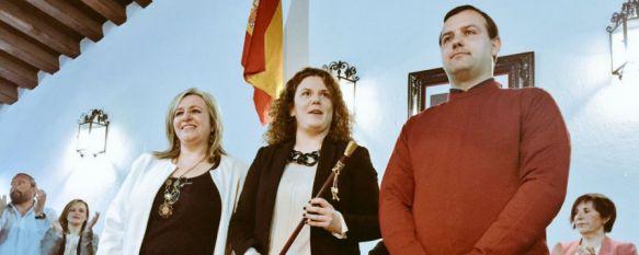 La socialista Teresa Valdenebro, nueva alcaldesa tras consumarse la moción de censura, El equipo de gobierno estará integrado por seis ediles del PSOE, tres del grupo Andalucista y dos de Izquierda Unida, 16 Mar 2016 - 14:02
