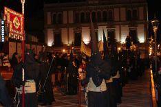 La Hermandad de Paz y Caridad y de la Vera+Cruz cuenta con 385 hermanos // CharryTV