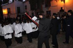 Música de capilla y la Escolanía de voces blancas acompañaron a los Titulares // CharryTV