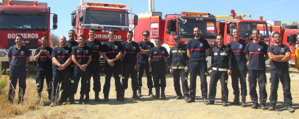 Bomberos de Ronda partirán hacia Líbano para instruir a compañeros locales, Se trata de una colaboración con las Fuerzas Armadas para formar a bomberos libaneses en técnicas de extinción de incendios y excarcelación, 06 Apr 2016 - 18:22