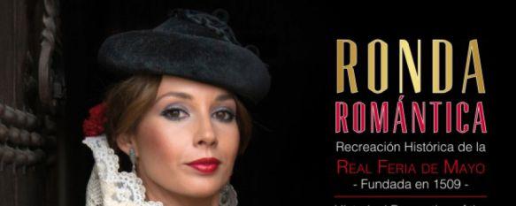 La ciudad se prepara para recordar su historia en la IV edición de Ronda Romántica, Los actos arrancarán mañana con el pregón del actor rondeño Marcos Marcell, 18 May 2016 - 16:49