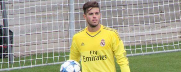 El portero Curro Harillo rescinde su contrato con el Real Madrid, El joven rondeño centra ahora su atención en otros clubes internacionales, 29 Jun 2016 - 19:38