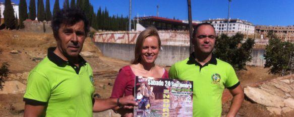 Presentan el X Enduro Indoor 'Ciudad de Ronda', La prueba, organizada por Motoclub Ronda, será puntuable para el Trofeo Andaluz y se celebrará el sábado 24, 16 Sep 2016 - 18:17