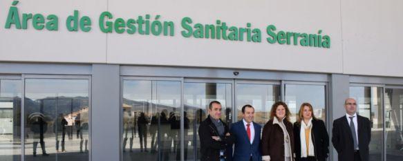 El nuevo Hospital recibirá a los primeros pacientes de consultas externas el próximo martes, El traslado completo se va a realizar en un plazo de doce semanas, según José Luis Ruiz Espejo , 10 Jan 2017 - 13:26