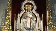 Cientos de fieles pasarán por La Merced para visitar a la Patrona. // CharryTV