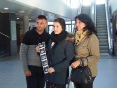 Maite Flores ha sido la primera paciente.  // CharryTV