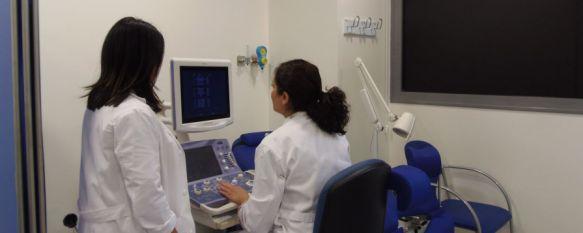 Cerca de medio millar de pacientes pasan por el nuevo Hospital en su primera semana, Se ha contado con la presencia continua de técnicos para solucionar cualquier eventualidad informática , 25 Jan 2017 - 19:07