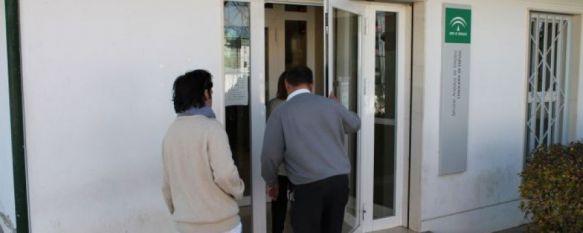 Oficina del Servicio Andaluz de Empleo en el polígono El Fuerte  // CharryTV