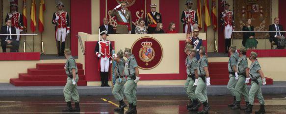 Felipe VI entregará este jueves al 4º Tercio la Real Alabarda en la que figuran sus Armas, Se renovará así la recibida en 1993 en el Campamento Benítez de Málaga de manos del Rey Juan Carlos I , 14 Feb 2017 - 10:29