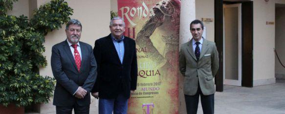 De izquierda a derecha: Gabriel Fernández, Martín Vivas y Emilio Trigo // CharryTV