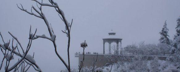 Organizan un concurso de fotografía de la nevada histórica del pasado enero