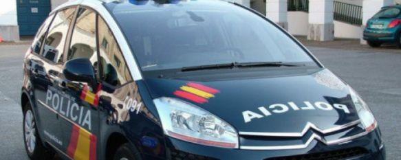 La Policía Nacional detiene a tres personas por diez robos en garajes en Ronda   , Un componente de un grupo de música local alertó al 091 de que un individuo portaba su guitarra, 24 Feb 2017 - 16:47