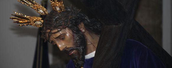 Imagen de Nuestro Padre Jesús Nazareno. // CharryTV