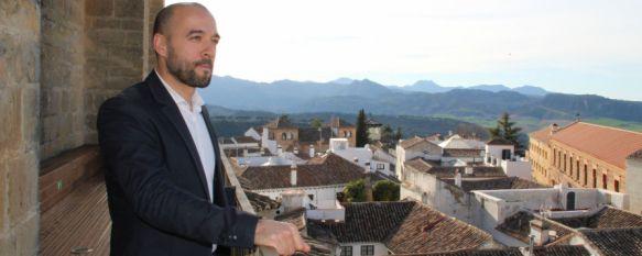 Ronda aumenta su atractivo turístico haciendo visitables las cubiertas de Santa María, El proyecto ha sido diseñado por el arquitecto Sergio Valadez y ha contado con una inversión de 100.000 euros por parte del Obispado de Málaga, 07 Mar 2017 - 18:58