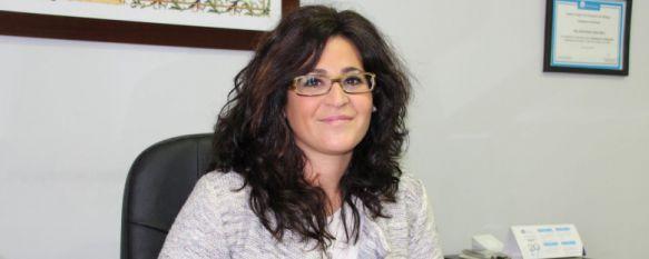 Áurea Pérez-Clotet, delegada del Colegio de Abogados: