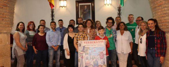 Ronda y los pueblos de la comarca se suman a la verbena solidaria de AVOI, El evento se celebrará el 3 de junio y lo recaudado se destinará a la mejora de las estancias de los niños enfermos de cáncer, 18 May 2017 - 18:37
