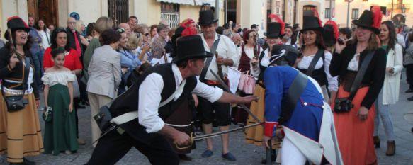 La ciudad ya se prepara para regresar al siglo XIX con Ronda Romántica, El Pasacalles Romántico, donde participarán 52 municipios, será el viernes a las 19.00 horas, 25 May 2017 - 16:42