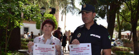 La Policía Local organiza una campaña de donación de sangre, Se llevará a cabo el martes en el paseo de Blas Infante y contará con la colaboración de otros cuerpos de seguridad , 02 Jun 2017 - 17:05
