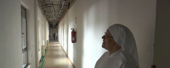 Las Hermanitas de los Pobres necesitan 500.000€ para renovar el sistema de aguas sanitarias, La actuación, que ya ha comenzado, también está centrada en el equipamiento contra incendios , 08 Jun 2017 - 19:38
