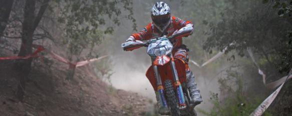 Cris Guerrero se proclama Campeón de España de Enduro 2, El rondeño ya consiguió la pasada semana en la localidad gallega de Becerreá el título nacional de Scratch, 21 Oct 2011 - 09:43