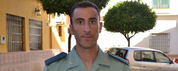 El Guardia Civil rondeño Viriato Ruiz salva la vida a un motorista haciéndole un torniquete, Iván Colón, portuense de 33 años, acababa de sufrir un accidente…, 08 Jun 2017 - 20:52