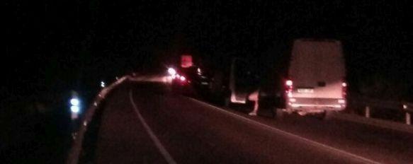 Dos fallecidos tras una colisión frontal en el término municipal de Villamartín, Las víctimas son un varón rondeño de 46 años y un joven…, 22 Jun 2017 - 13:06