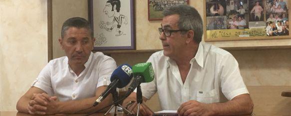 El CD Ronda renueva a Miguel Ángel Morales y presenta su campaña de abonos , El conjunto blanco ha confirmado la renovación de doce integrantes de su plantilla y ha anunciado varias incorporaciones , 13 Jul 2017 - 17:58