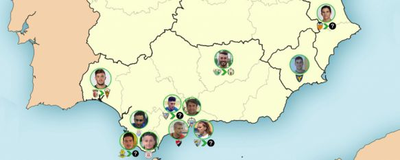Once representantes del fútbol rondeño se abren un merecido hueco en categoría nacional , El segundo descenso consecutivo del CD Ronda, que militará en Primera Andaluza, una de las causas de la fuga de talentos , 19 Jul 2017 - 16:43