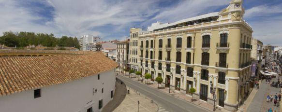 El segundo hotel de la cadena Catalonia en Ronda se inaugurará el 30 de agosto, El inmueble dispone de 80 habitaciones, una terraza chill-out y una piscina infinity, 20 Jul 2017 - 18:39
