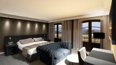 Las habitaciones cuentan con todas las comodidades.  // Hoteles Catalonia.