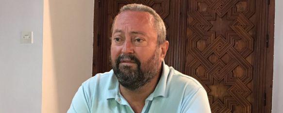 José María Jiménez presenta su dimisión como concejal del Ayuntamiento de Ronda,