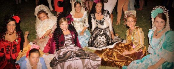 Crean la Asociación de Damas Goyescas de Ronda para cuidar y enriquecer la tradición