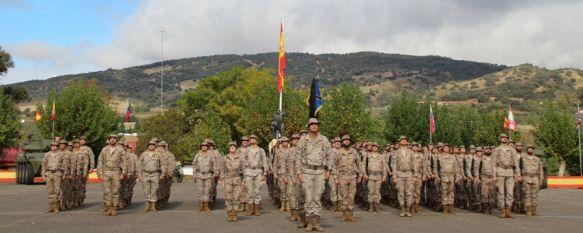 La Legión despide al contingente que partirá en misión a Mali en unos ocho días, De los 120 efectivos que se desplazan a Bamako, 70 pertenecen…, 19 Oct 2017 - 14:20