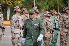 Ramón Armada, Coronel Jefe del Tercio Alejandro Farnesio, 4º de La Legión. // CharryTV