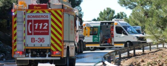 La DGT y la Junta anuncian la instalación de un radar en tramo en la carretera de San Pedro , Esta vía registró en 2015 un total de 70 accidentes con víctimas, con cinco fallecidos y 51 heridos de diversa consideración, 24 Oct 2017 - 13:28