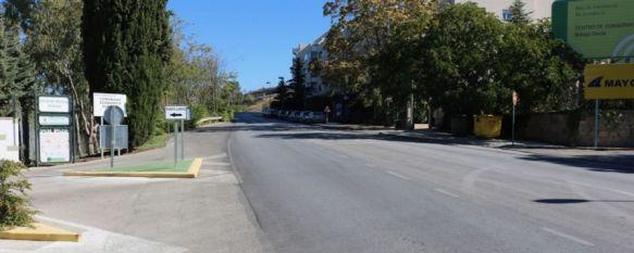 El Ayuntamiento mejorará los tres accesos a Ronda el próximo año con fondos de la Diputación, Los proyectos cuentan con una inversión de 450.000 euros y pondrán en valor las entradas por la Dehesa, la carretera de Campillos y la de Algeciras, 07 Nov 2017 - 19:41